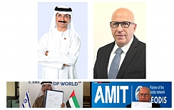 An agreement was signed between the Association of Chambers of Commerce and the WLP led by Dubai (Enlarge)