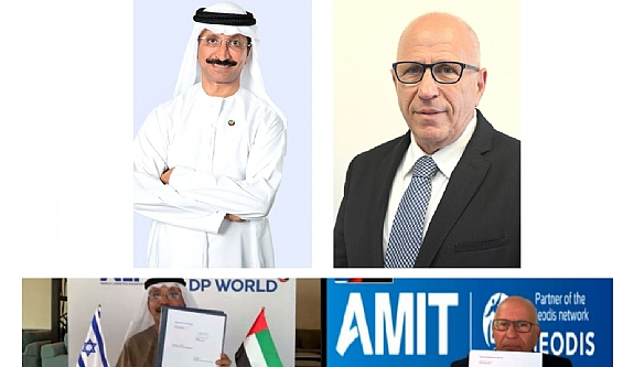 An agreement was signed between the Association of Chambers of Commerce and the WLP led by Dubai